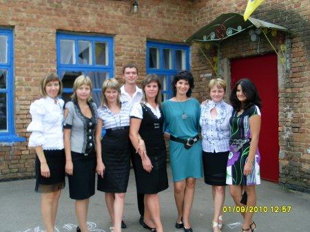 Працівники школи